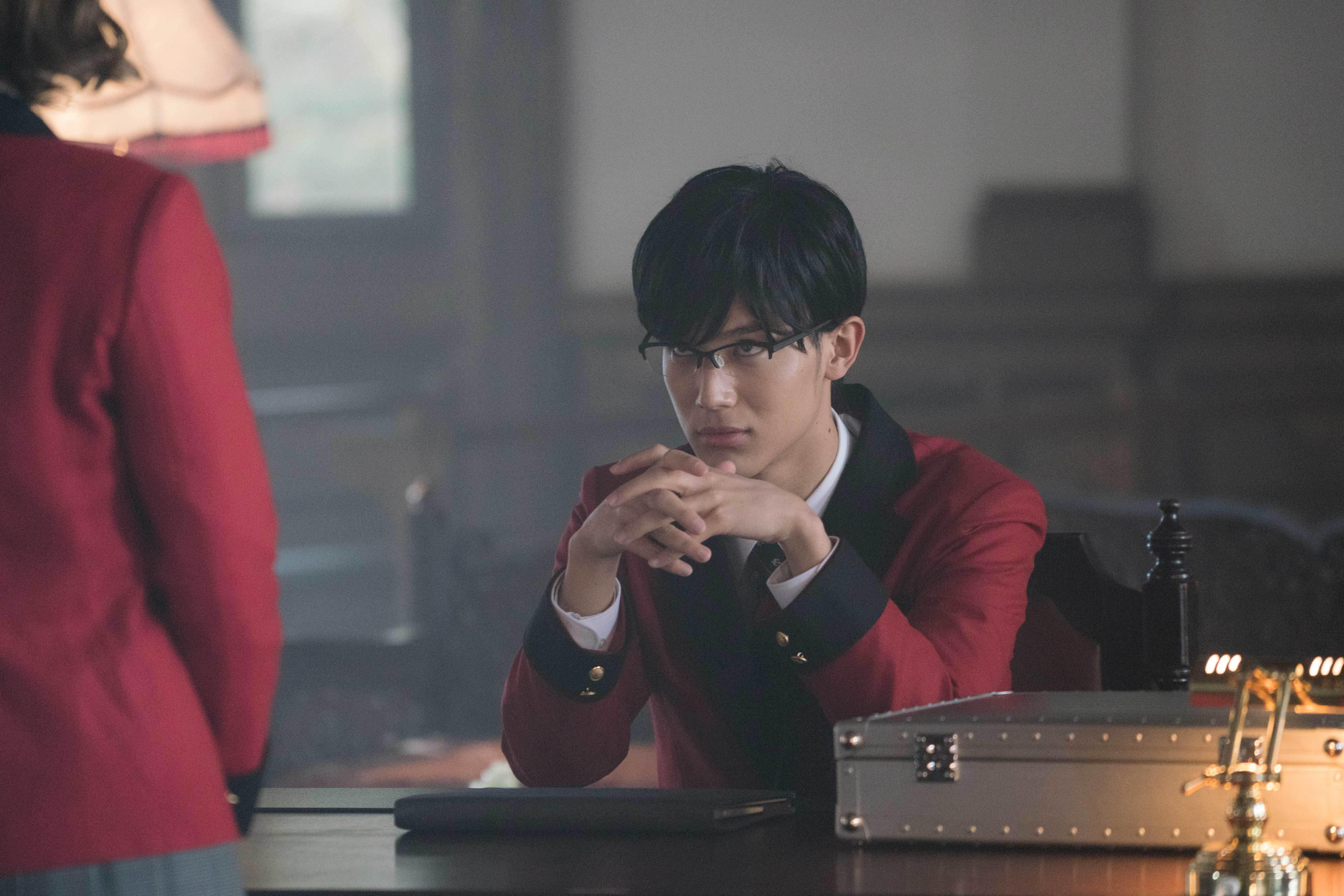 (C)河本ほむら・尚村透/SQUARE ENIX・ ドラマ「賭ケグルイ」製作委員会・MBS
