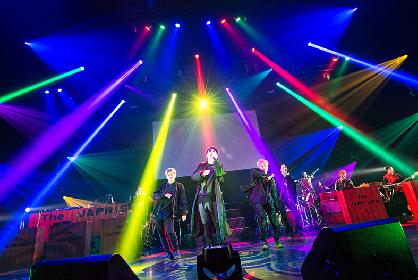 SKY-HIのツアーファイナルにSALU登場、第2弾コラボアルバムとツアー開催を発表
