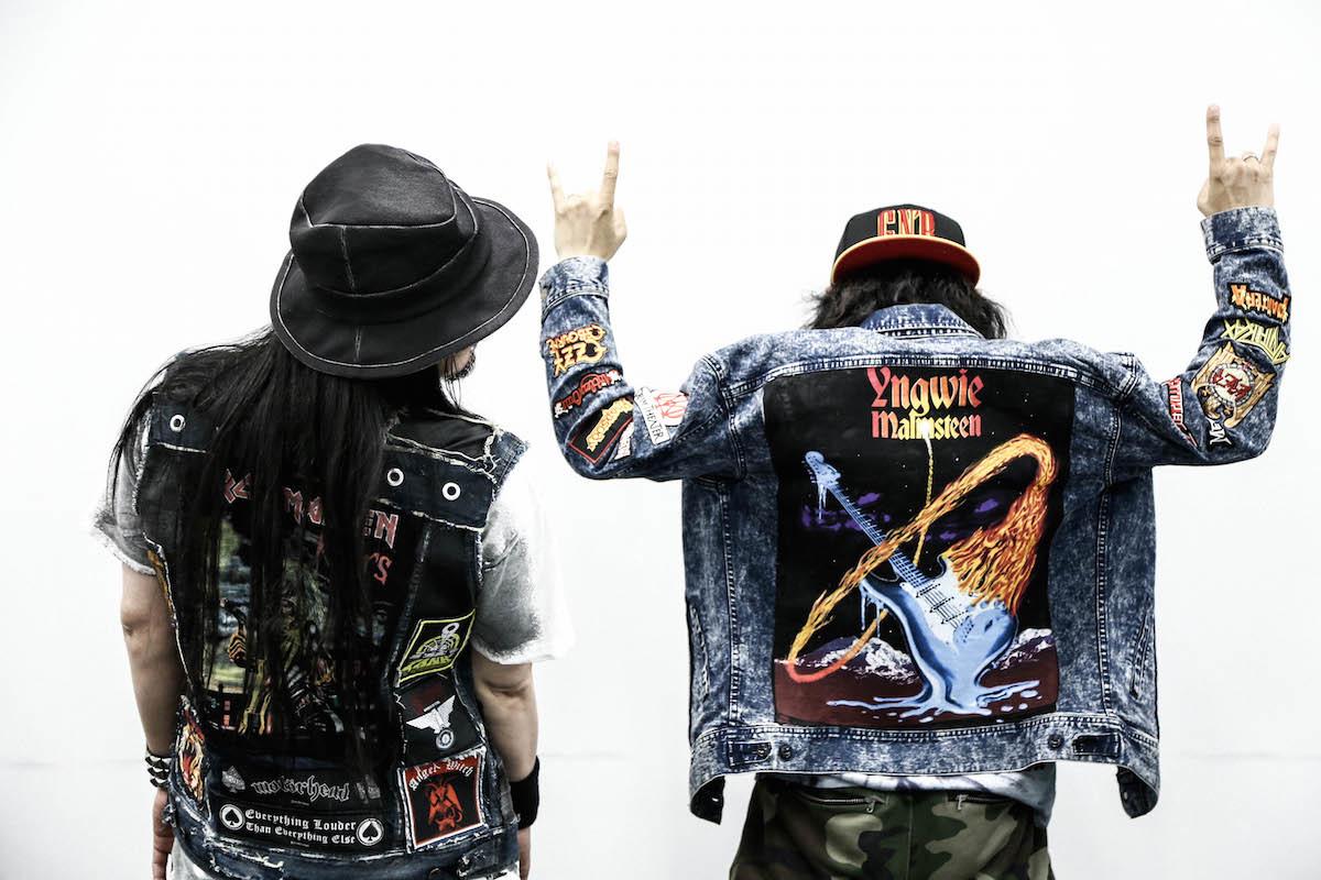 winnie・okuji / TOTALFAT・Kuboty 撮影=風間大洋
