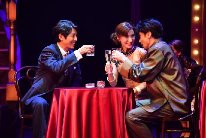 渋谷の劇場に1939年の上海が出現! 藤木直人主演の音楽劇『魔都夜曲』が遂に開幕~ゲネプロレポート