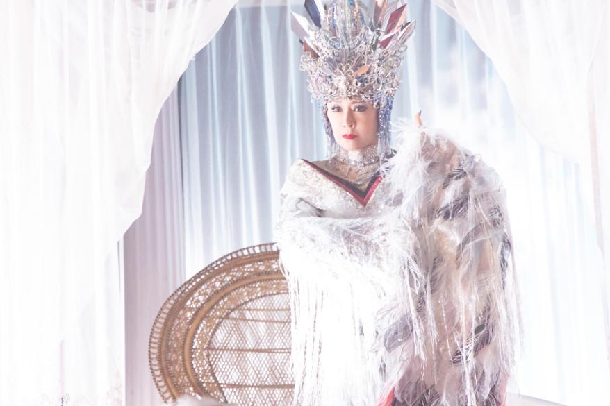 小林幸子 (C)2021 東映ビデオ