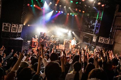 フルカワユタカ、ツアーファイナルで4thアルバムのリリース&全国ツアーの開催を発表