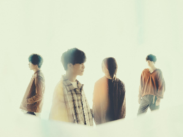 """Halo at 四畳半、バンド初の""""ウインターラブソング""""「snowdome」を配信 プロデュースはandrop・内澤崇仁"""