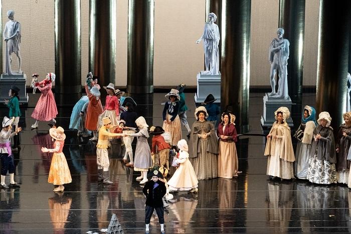 マリインスキー・オペラ『スペードの女王』  (C)Rikimaru Hotta