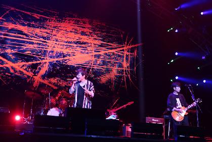 ポルノグラフィティ、フォーリミ、マイヘアら出演 『バズリズム LIVE2018』最終公演をレポート