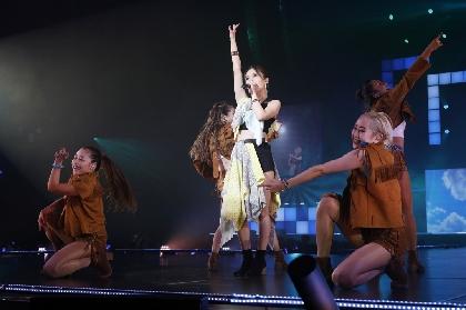 宇野実彩子 初のアリーナ公演含む2ndソロツアー完走「また忘れられない景色が増えました」