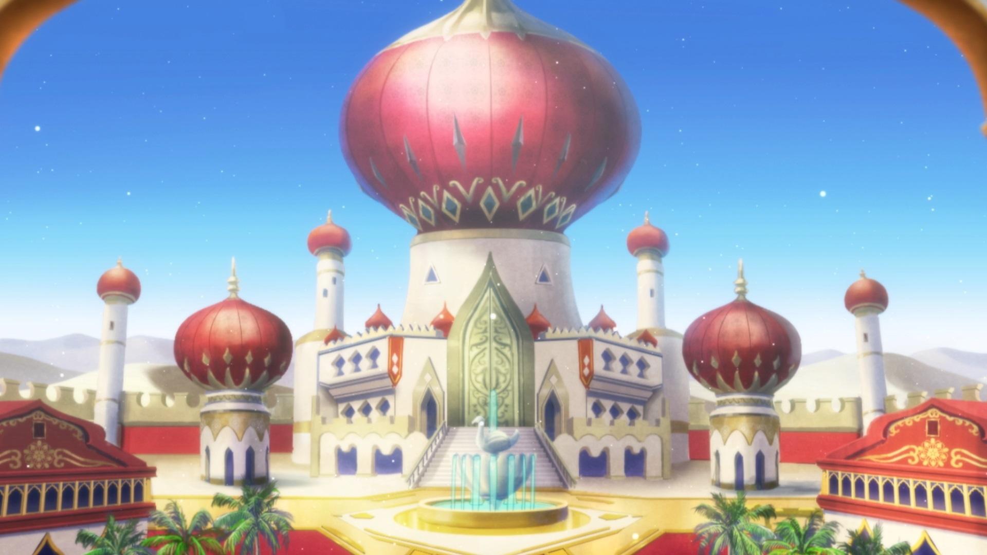 (C)Disney.  Published by Aniplex