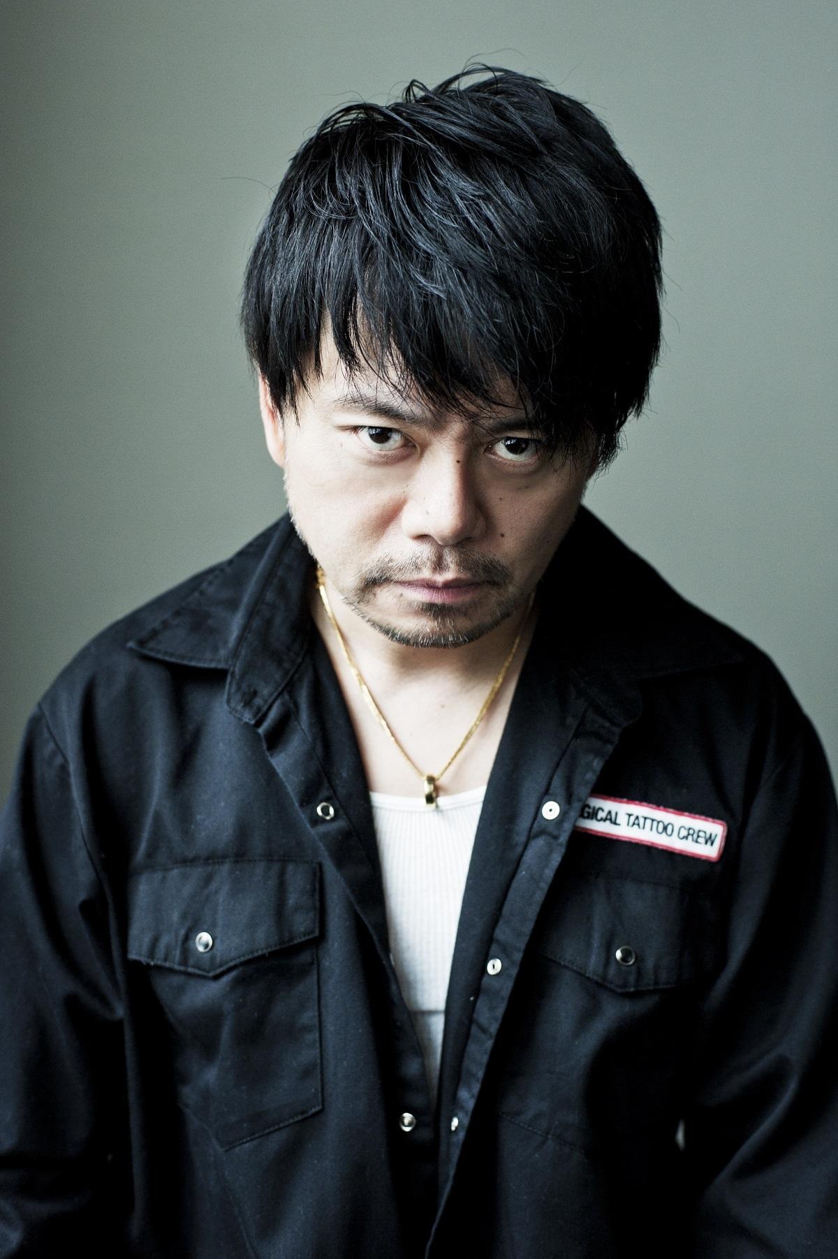 OBLIVION DUST/RIKIJI 撮影=富井昌弘