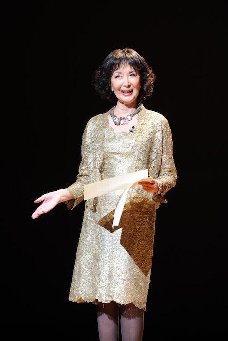 岸惠子  オフィシャル撮影