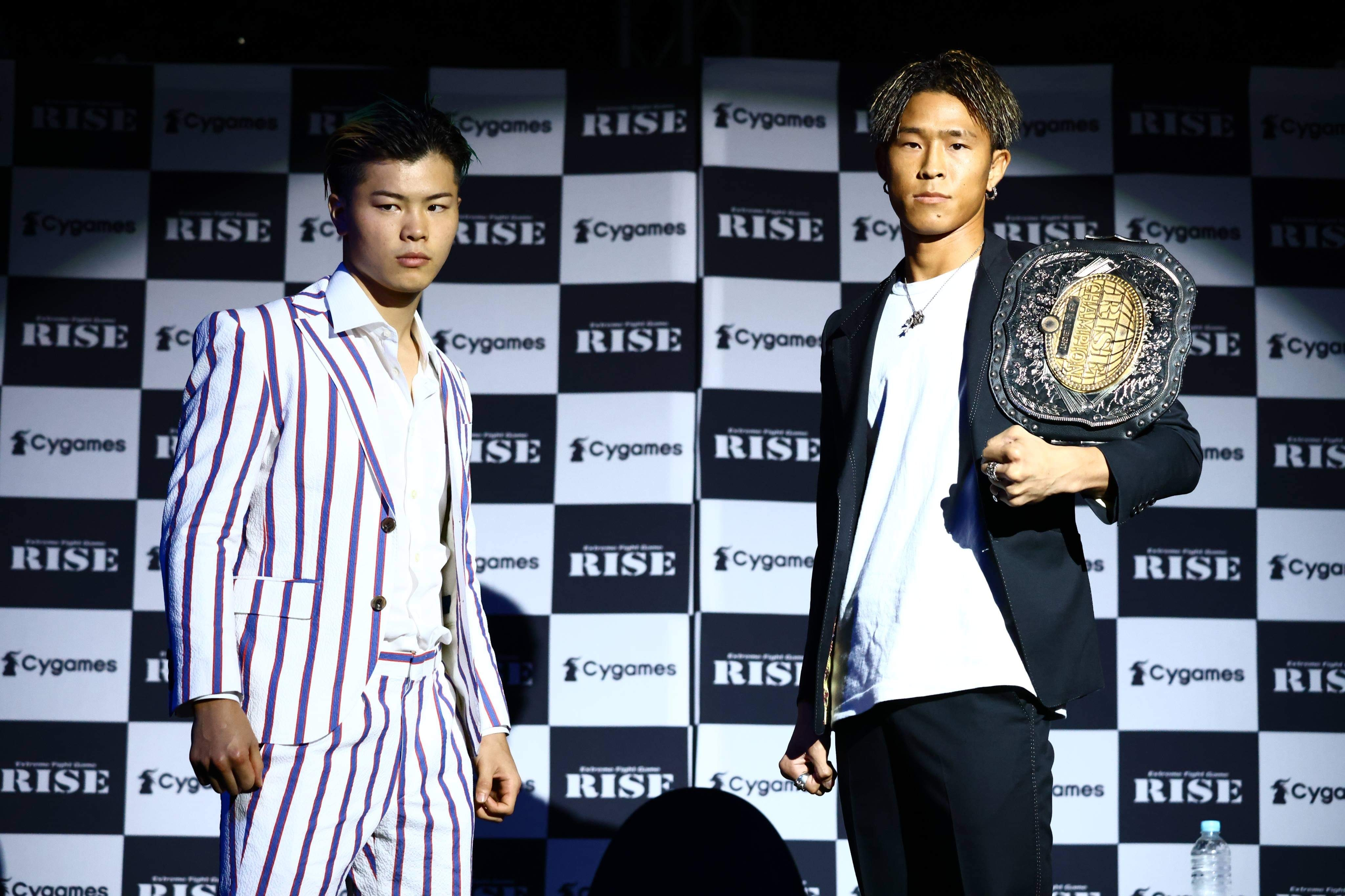 『Cygames presents RISE WORLD SERIES 2021 YOKOHAMA』の参戦選手