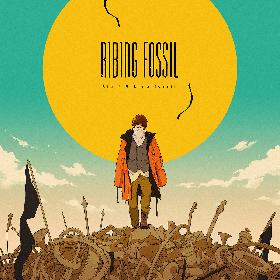 りぶ フルアルバム『Ribing fossil』のリリース&東京・大阪でワンマンライブの開催を発表
