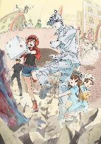 TVアニメ『はたらく細胞』初の大型イベント『はたらく祭典』開催決定!