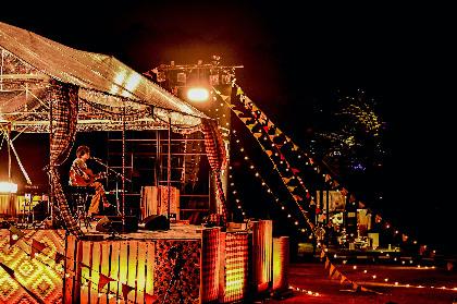 『OSAKA GENKi PARK』オフィシャルライブレポート【Chillin' Vibes STAGE】初日ーーステージ名の通り、チルアウト空間となったステージ