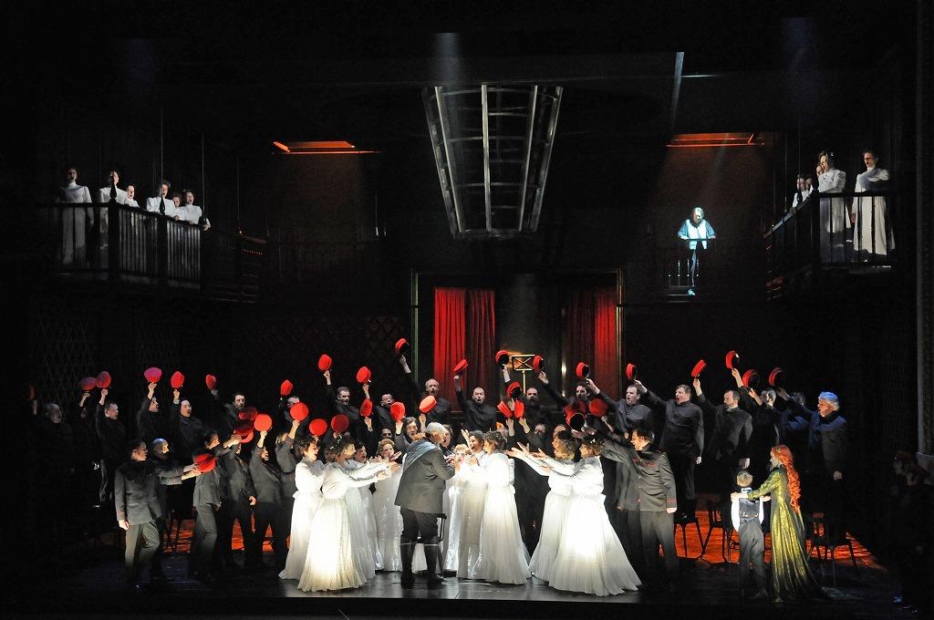 フランス国立ラン歌劇場公演より  Photo Alain Kaiser