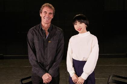 『情熱大陸』で話題の演出振付家・MIKIKOがNYで一番影響を受けた作品とは? 『フエルサ ブルータ』芸術監督ディキ・ジェイムズと対談