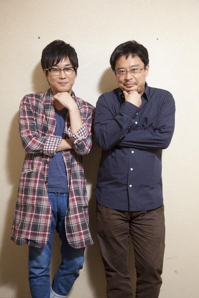 山崎樹範・松村武 撮影/岩村美佳