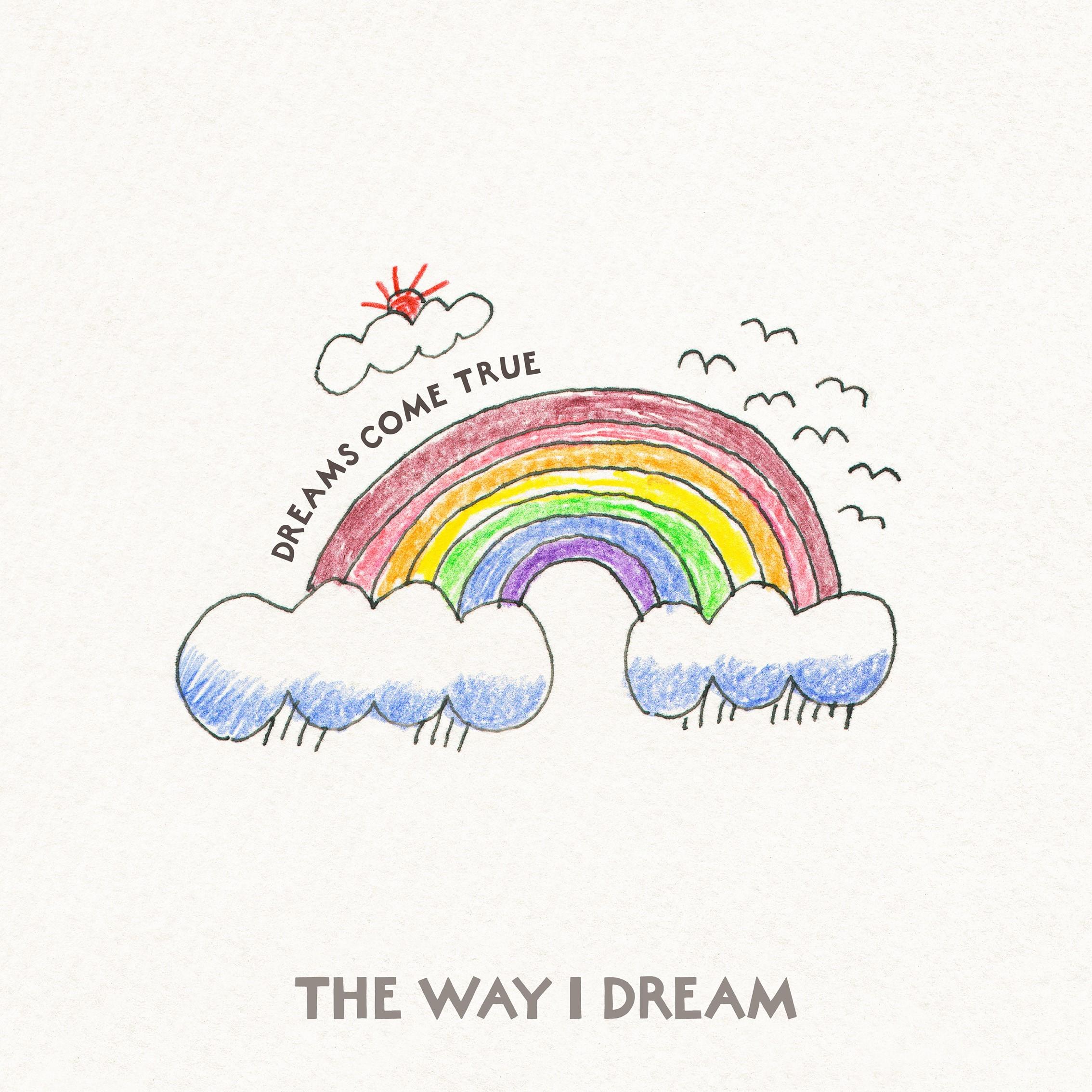 「THE WAY I DREAM」ジャケット