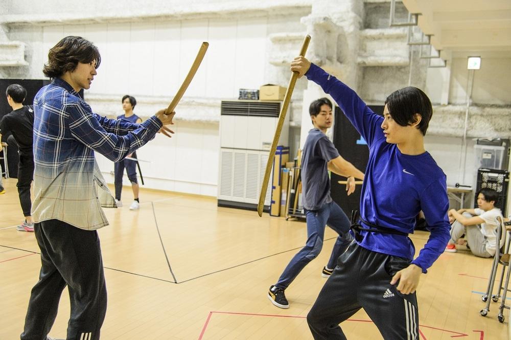 (左から)小沼将太、塩野瑛久