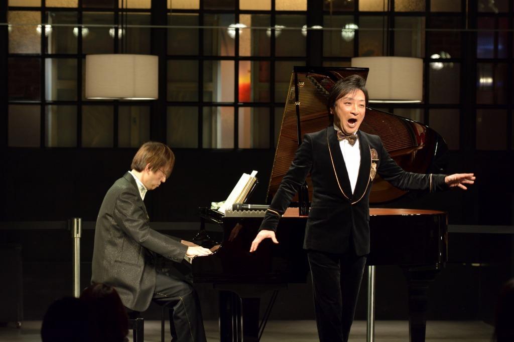 樋口達哉(テノール)、金井信(ピアノ)