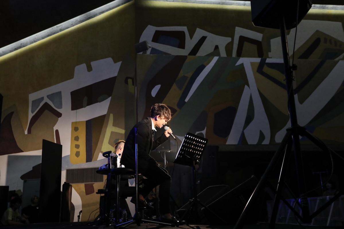松川ケイスケと真一ジェット Photo by 鈴木公平
