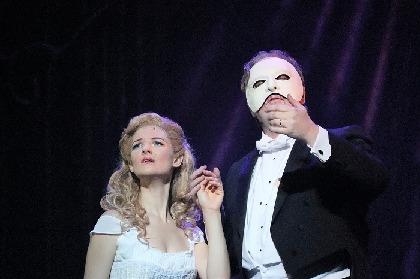 """ジョン・オーウェン=ジョーンズの""""怪人""""が、東急シアターオーブを揺るがす!ミュージカル『オペラ座の怪人~ケン・ヒル版~』開幕"""