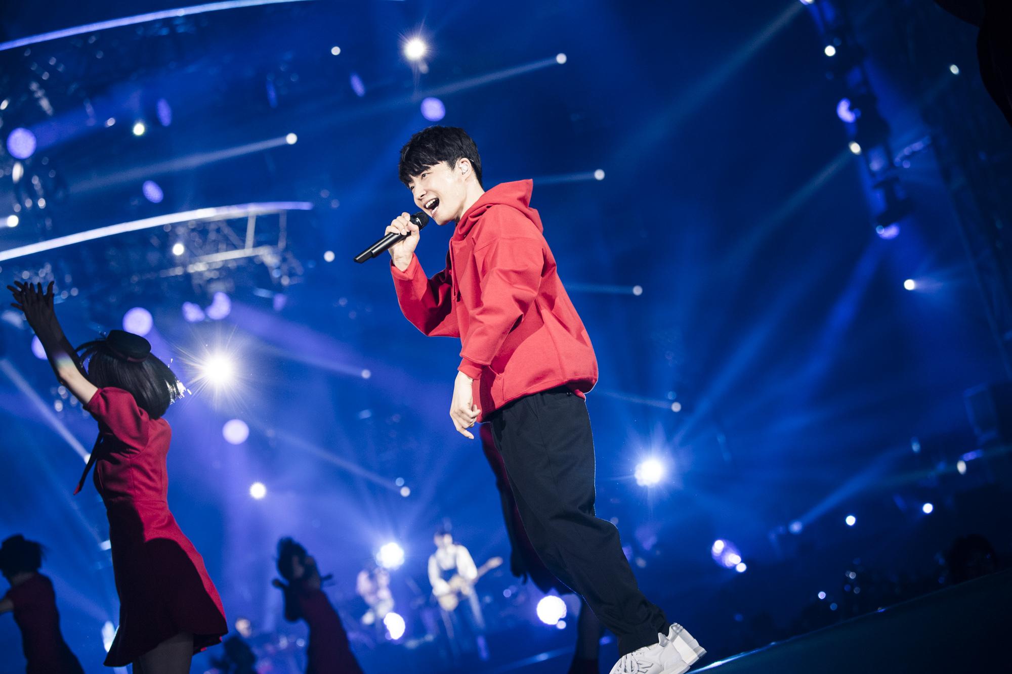 星野源 DOME TOUR 2019『POP VIRUS』京セラドーム大阪 撮影=田中聖太郎