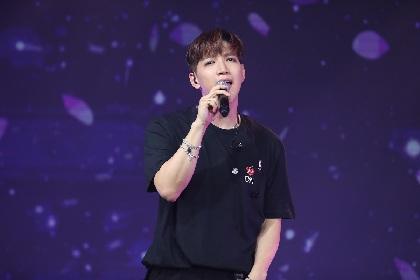 2PMジュンケイ 初のオンラインライブで愛を届ける、2PMウヨンとStray Kidsバンチャンも登場