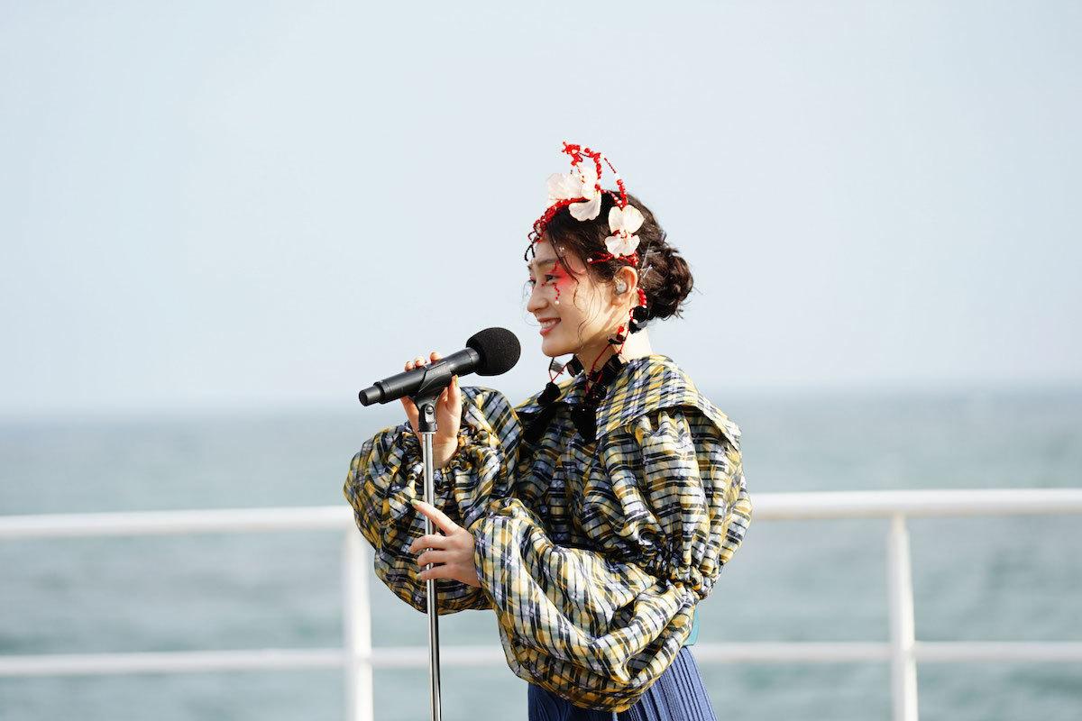 コムアイ(水曜日のカンパネラ)