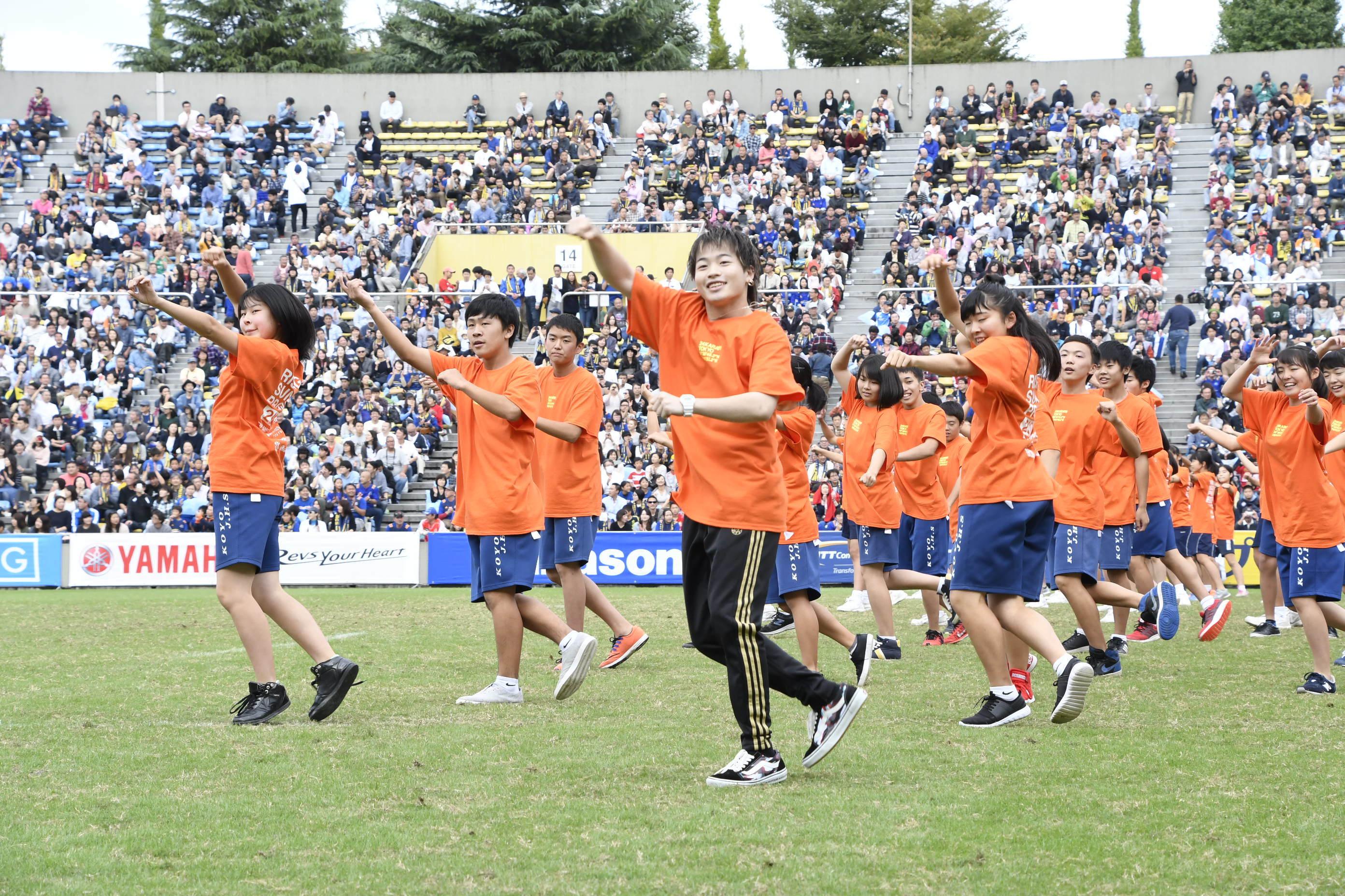 『ダンスで日本を元気に!夢の課外授業中学生Rising Sun Project 2017』