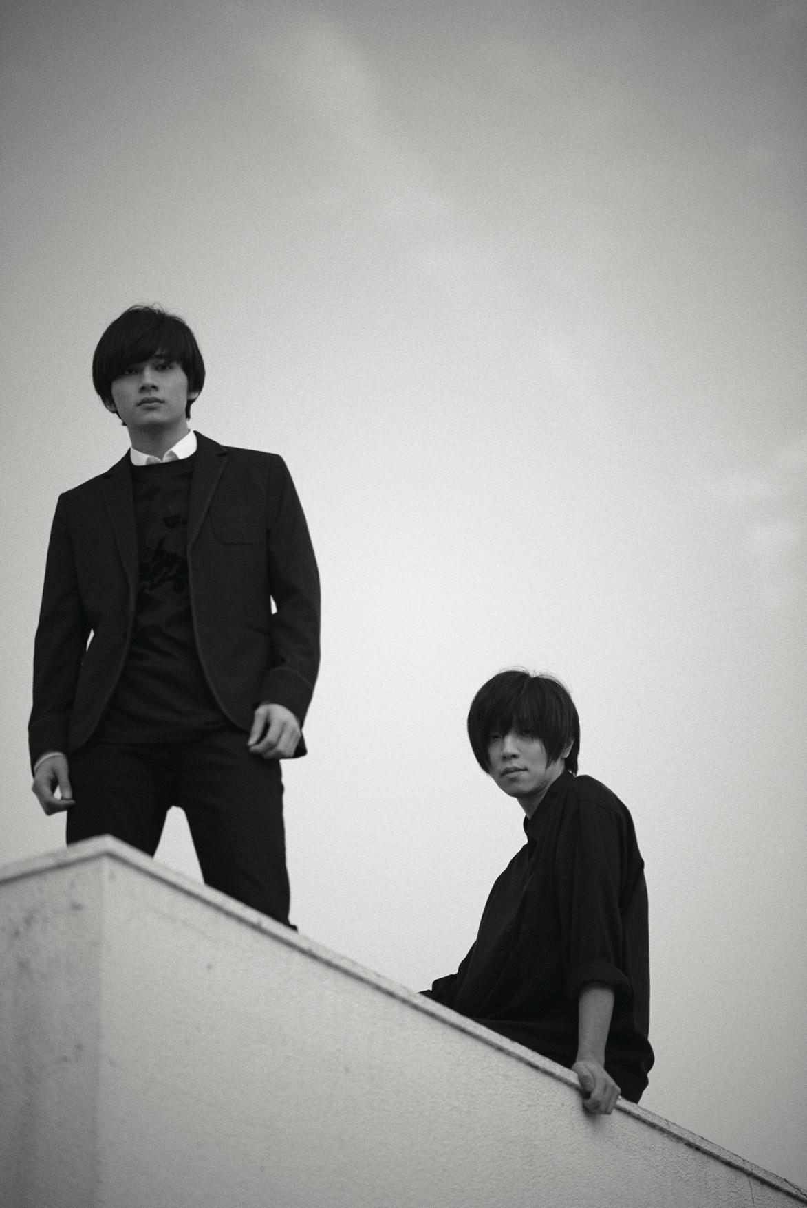 内澤崇仁(androp)、北村匠海(DISH//)