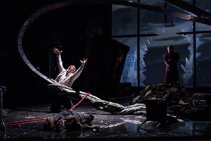 「英国ロイヤル・オペラ・ハウス シネマシーズン」にいよいよワーグナー最高の人気作『ワルキューレ』が登場