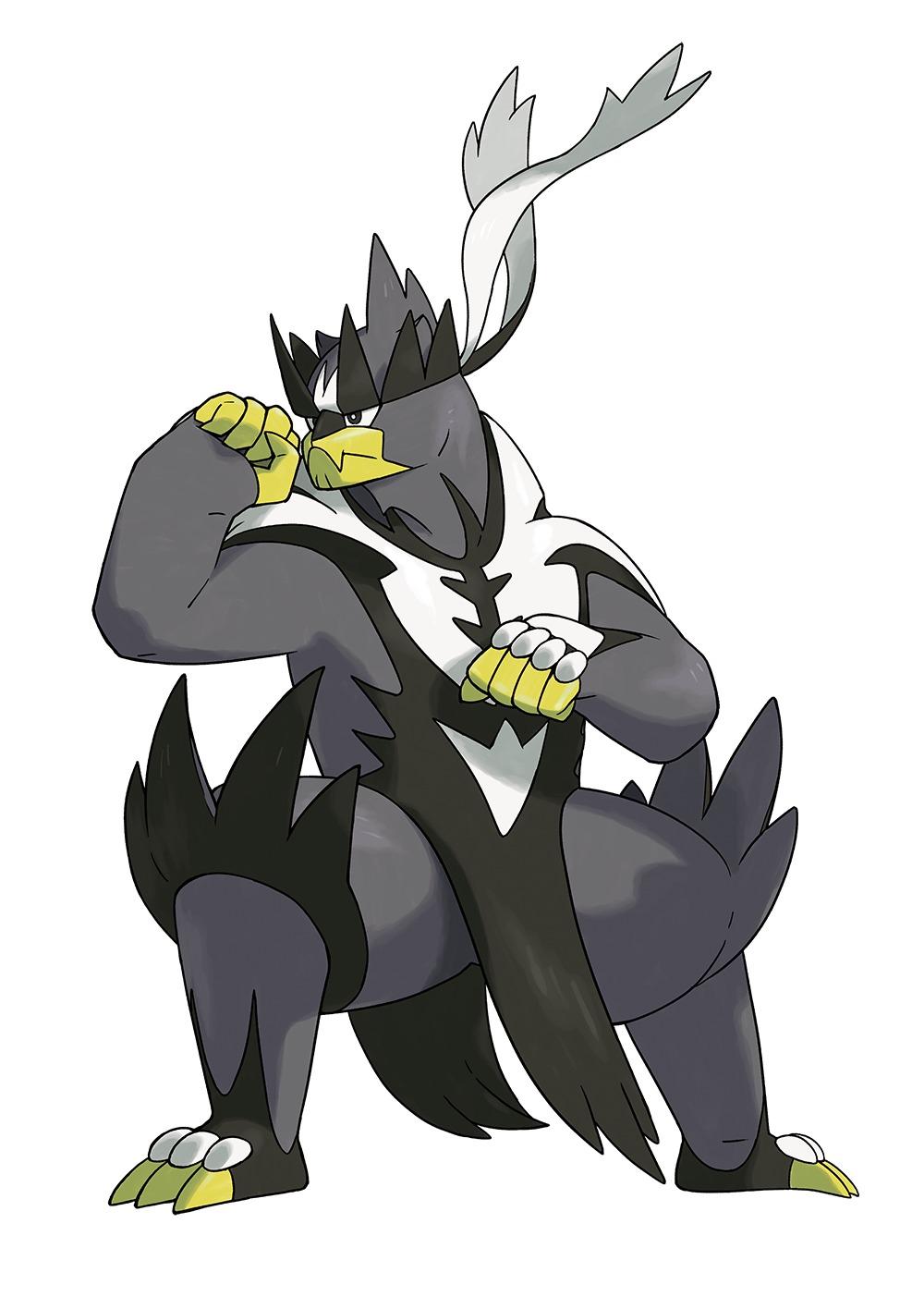 ウーラオス(いちげき) (c)2020 Pokémon. (c)1995-2020 Nintendo/Creatures Inc. /GAME FREAK inc.