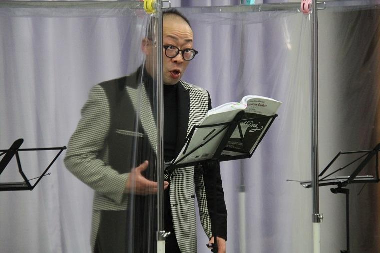 ファブリツィオ 晴雅彦(バリトン)     (C)H.isojima