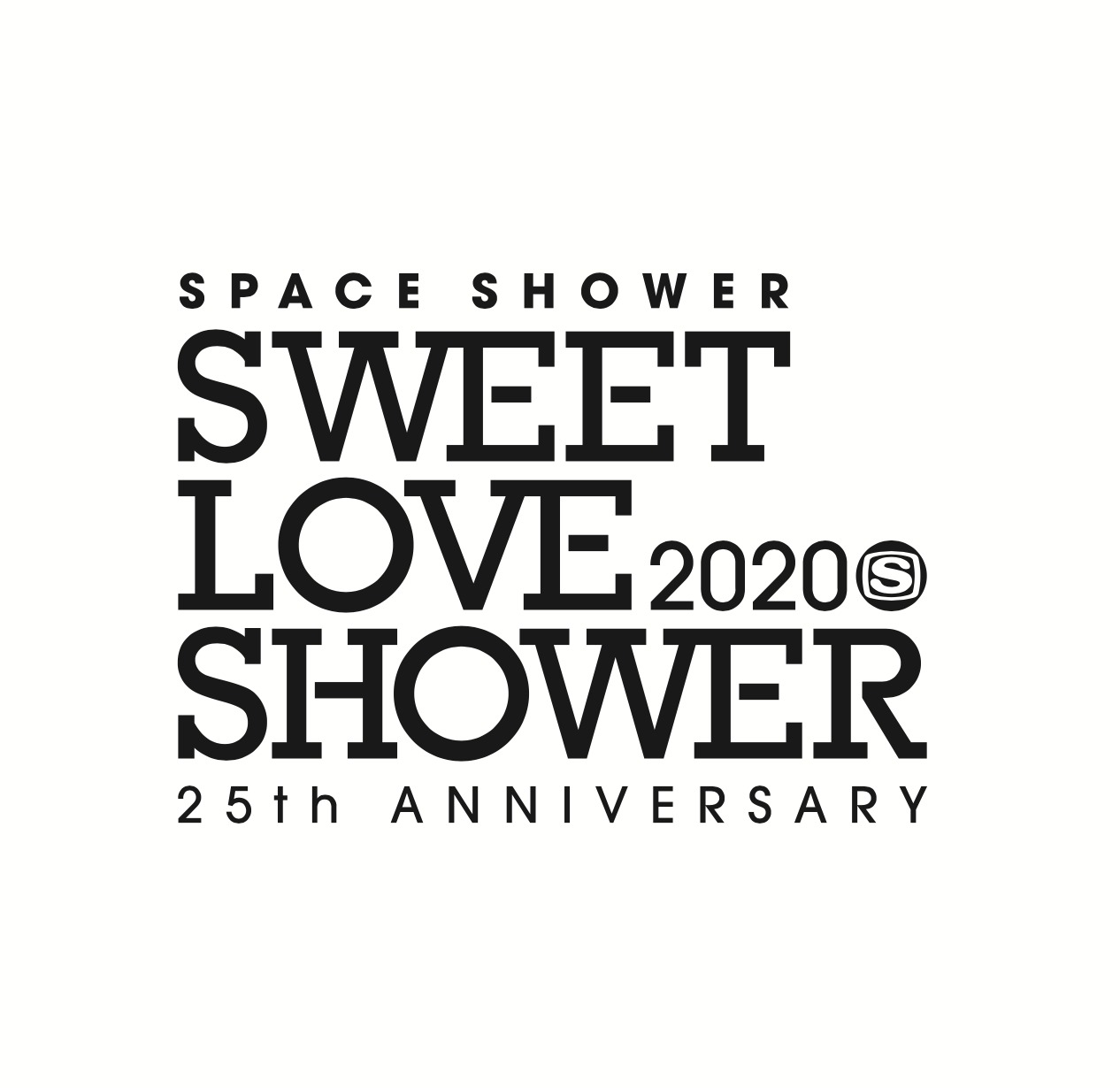 SPACE SHOWER SWEET LOVE SHOWER 2020 -25th ANNIVERSARY-