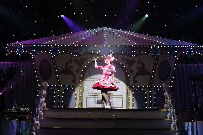 『AYA UCHIDA LIVE TOUR 2018 ~So Happy!!!!!~』が開幕。初日の横浜はファンを「超ハッピー」にする好スタート