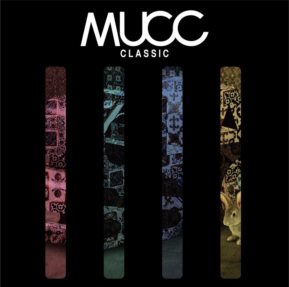 MUCC「CLASSIC」通常盤