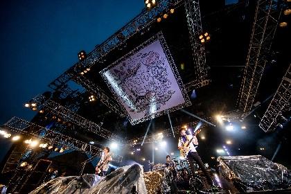 UNISON SQUARE GARDEN、バンド結成 15 周年記念ライブ『プログラム 15th』をパッケージ化