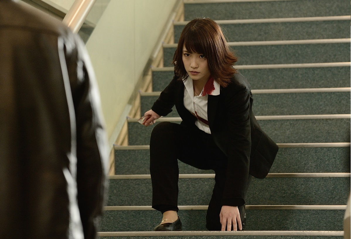 『亜人』スピンオフより (C)2017映画「亜人」製作委員会 (C)桜井画門/講談社