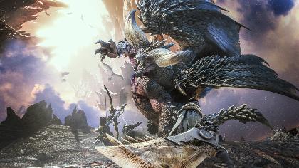 モンハンシリーズ最新作『MONSTER HUNTER: WORLD』遂に発売日決定 PlayStation®4で狩猟解禁