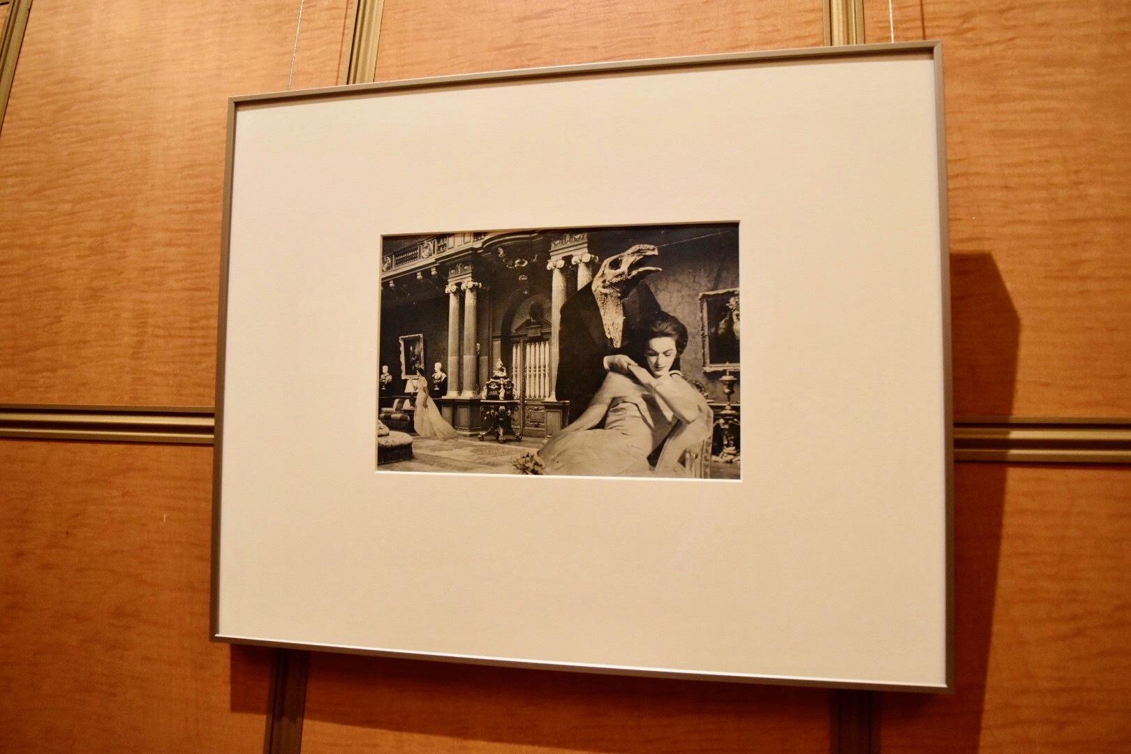 岡上淑子 《招待》 1955年