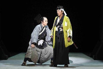 明石家さんまが、笑いだけでは終わらない光る感情と希望を残す 舞台『七転抜刀!戸塚宿』ゲネプロレポート