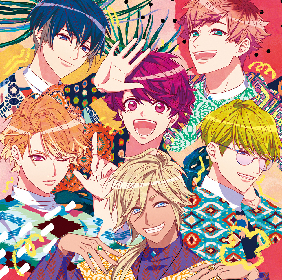 『A3!』春組キャラソンCD『A3! SUNNY SPRING EP』のジャケット&試聴動画が公開