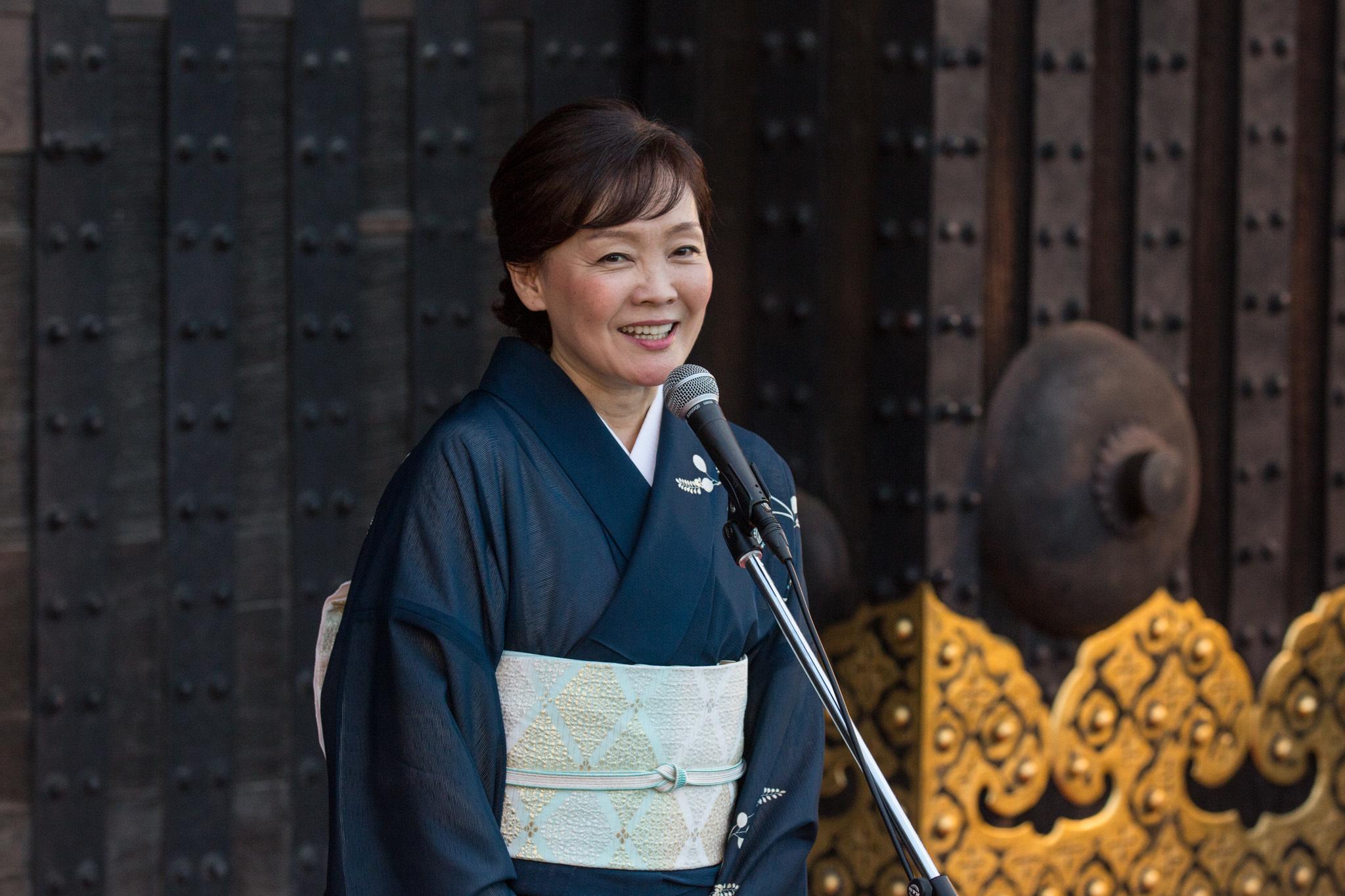 安倍昭恵 内閣総理大臣夫人