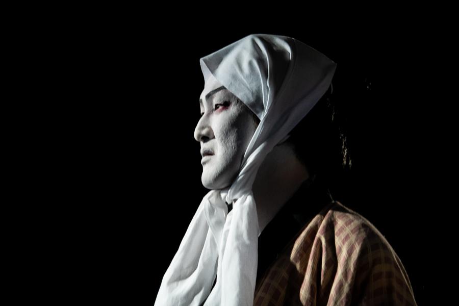 『オフシアター歌舞伎 女殺油地獄』中村獅童