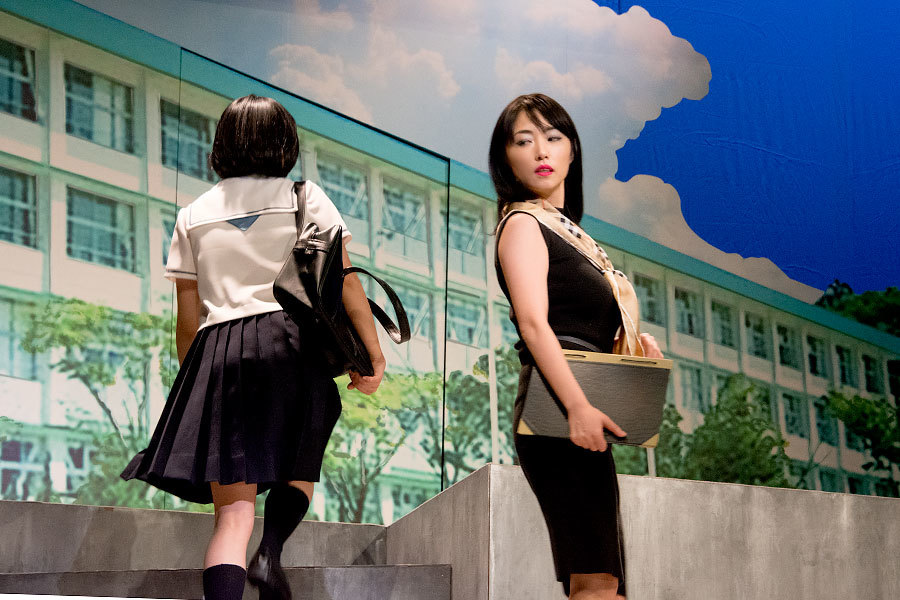 舞台『続・時をかける少女』MEGUMI