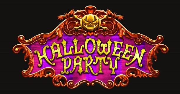 「HALLOWEEN PARTY 2015」ロゴ