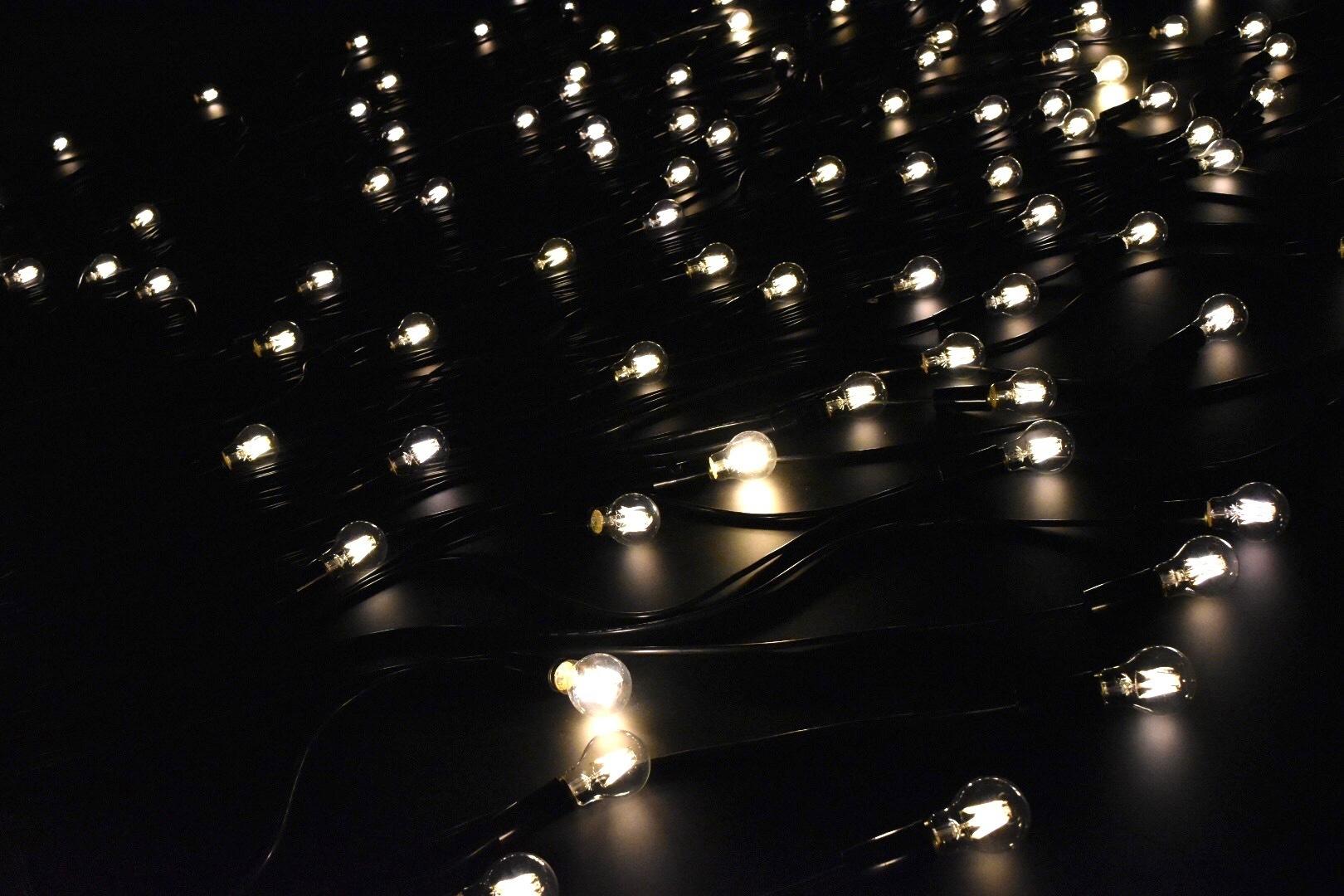 《黄昏》 2015年 「クリスチャン・ボルタンスキー −Lifetime」展 2019年 国立新美術館展示風景