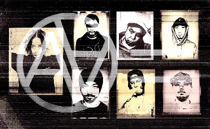 AA= 初の全メンバーが揃ったアーティスト写真