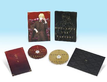 斉藤壮馬、佐藤拓也ら出演のイベント映像も収録 TVアニメ『憂国のモリアーティ』Blu-ray&DVD第1巻が発売