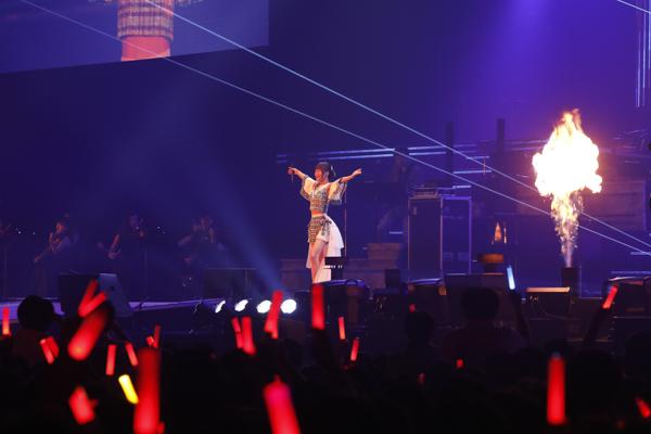 水瀬いのり  (C)Animelo Summer Live 2019